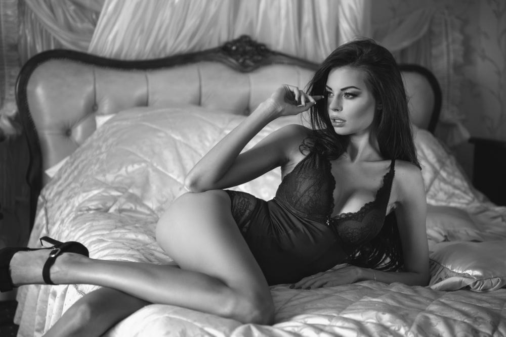 ... her lingerie #2
