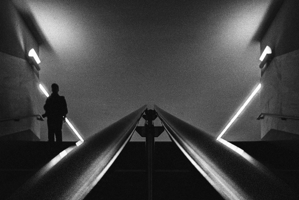A piece of fine art art photography titled Overnight by Paulo Abrantes