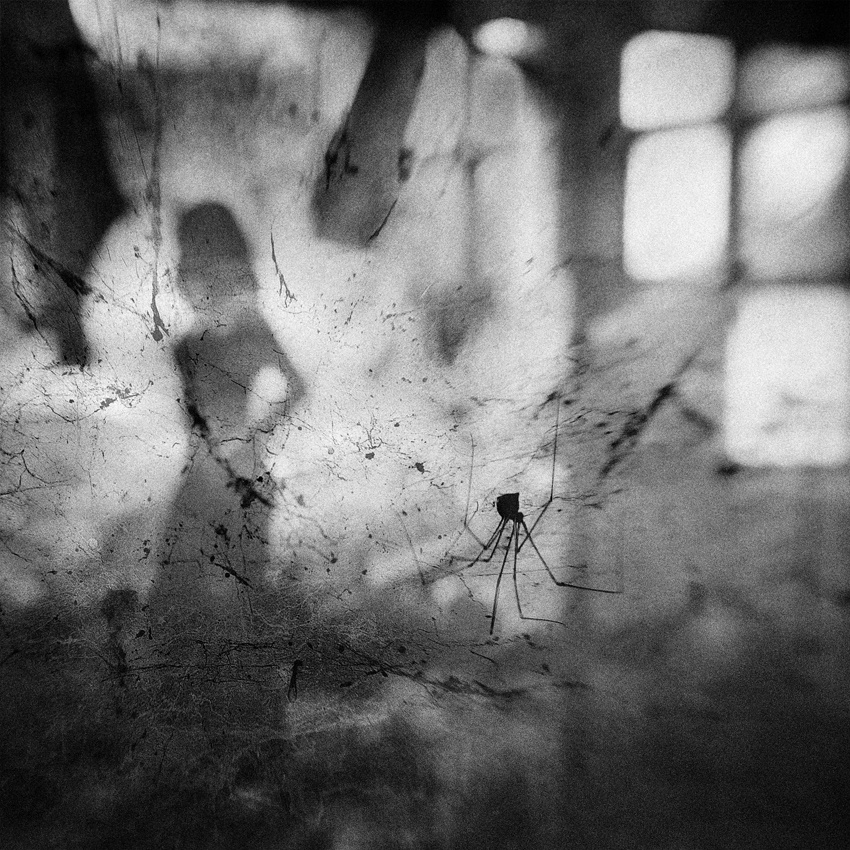 A piece of fine art art photography titled The Neglected Mind by Evan Pratama Ludirdja