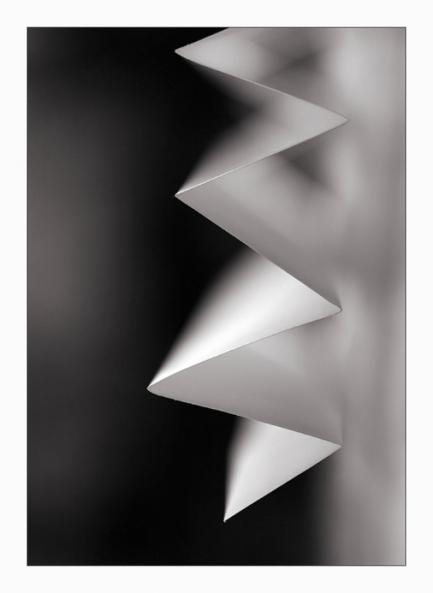 A piece of fine art art photography titled Lightning by Erika Nagy