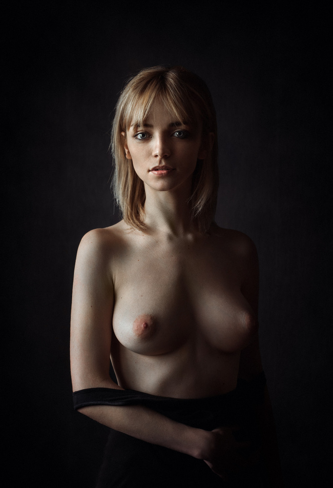 A piece of fine art art photography titled Evgenia by Konstantin Pilipchuk