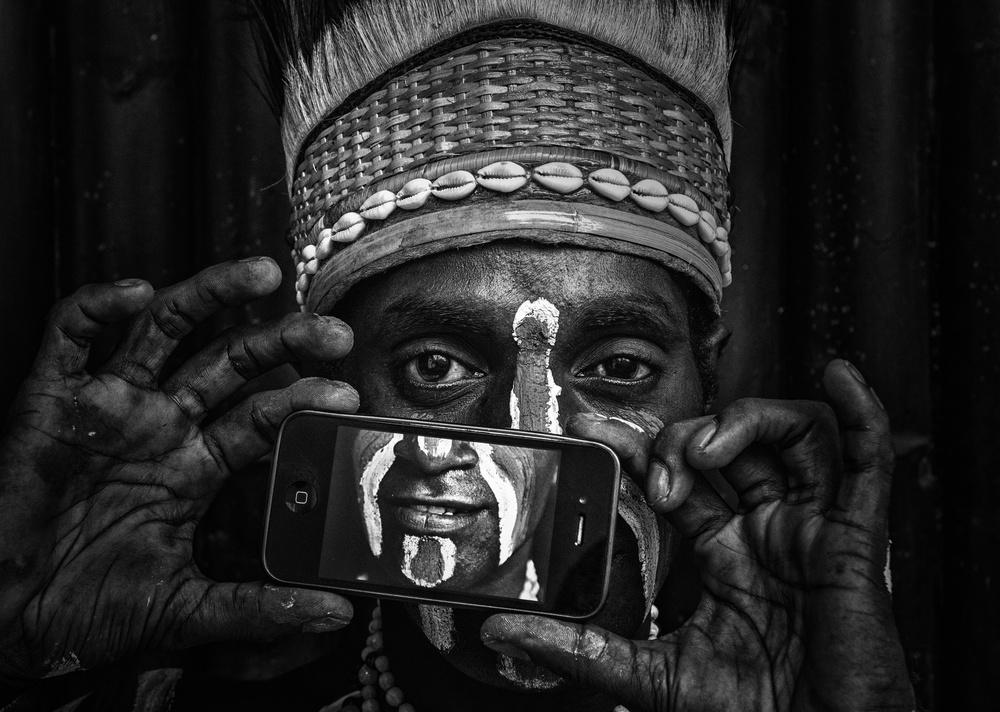 A piece of fine art art photography titled Fun by girdan nasution