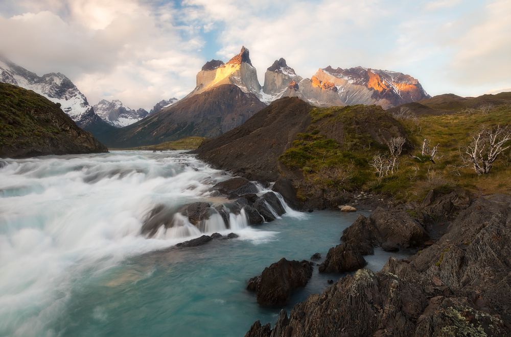The Horns of Patagonia