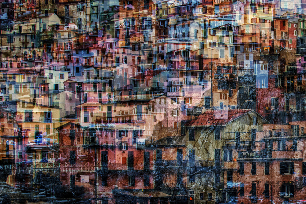 View this piece of fine art photography titled Manarola 1 by Natalia