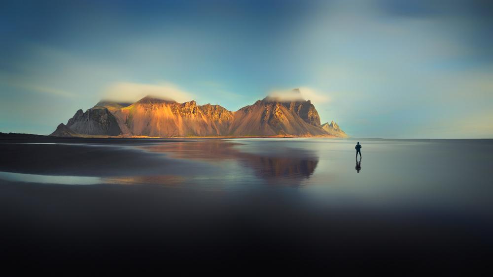 A piece of fine art art photography titled Oblivion by Pawel Kucharski