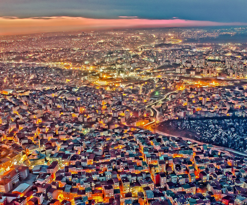 Istanbul 's night vision 2
