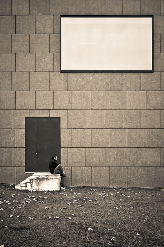 A piece of fine art art photography titled Shapes by Tim Corbeel