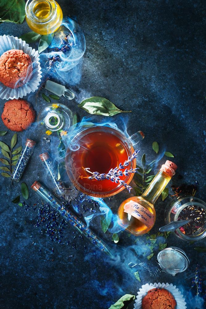 A piece of fine art art photography titled No. Worries Mixture by Dina Belenko