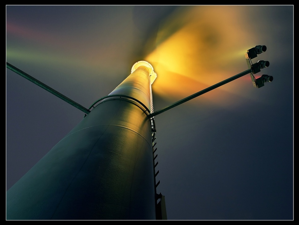 A piece of fine art art photography titled Burning Steam by Jens Kling