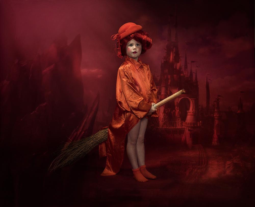 A piece of fine art art photography titled Wonderland by Peter Kemp