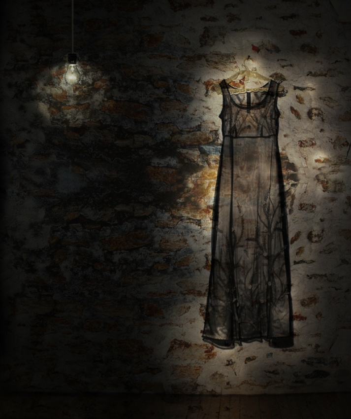 A piece of fine art art photography titled Presence of Absence by Christiane Anna K.