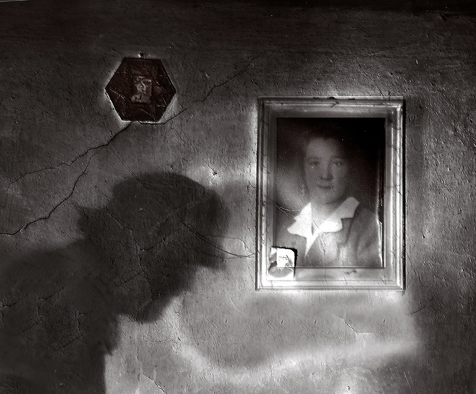 A piece of fine art art photography titled The Power of Memories by Herman Cater