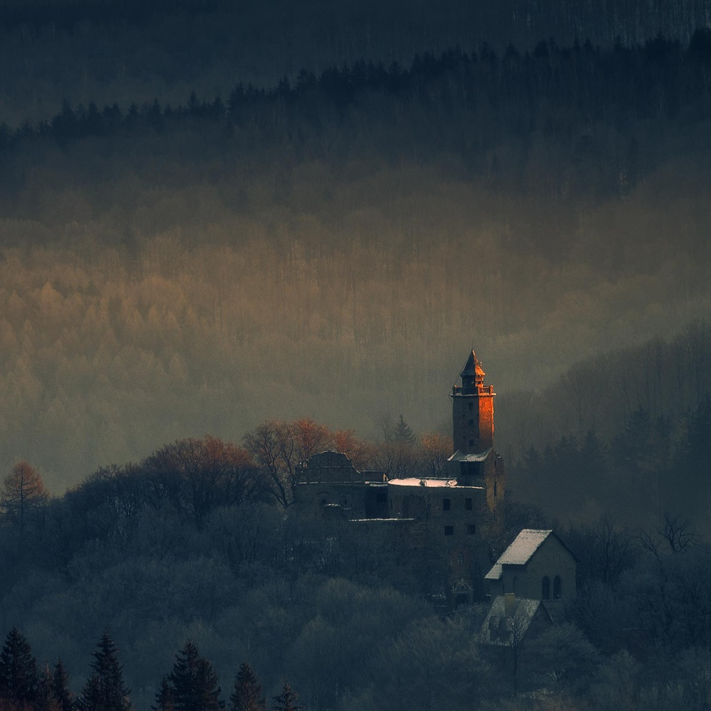 Grodno Castle.