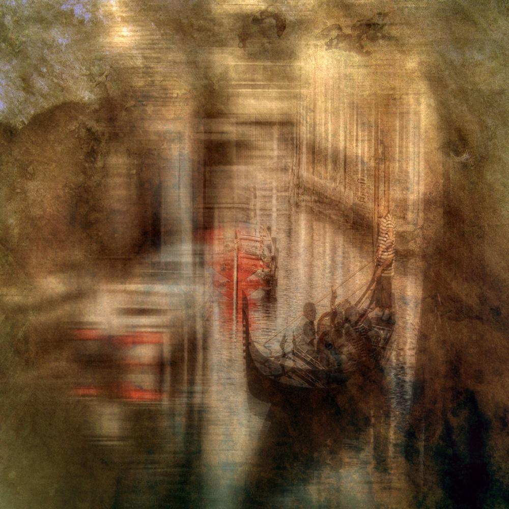 A piece of fine art art photography titled Venetian Symphony 2 by Michel Romaggi