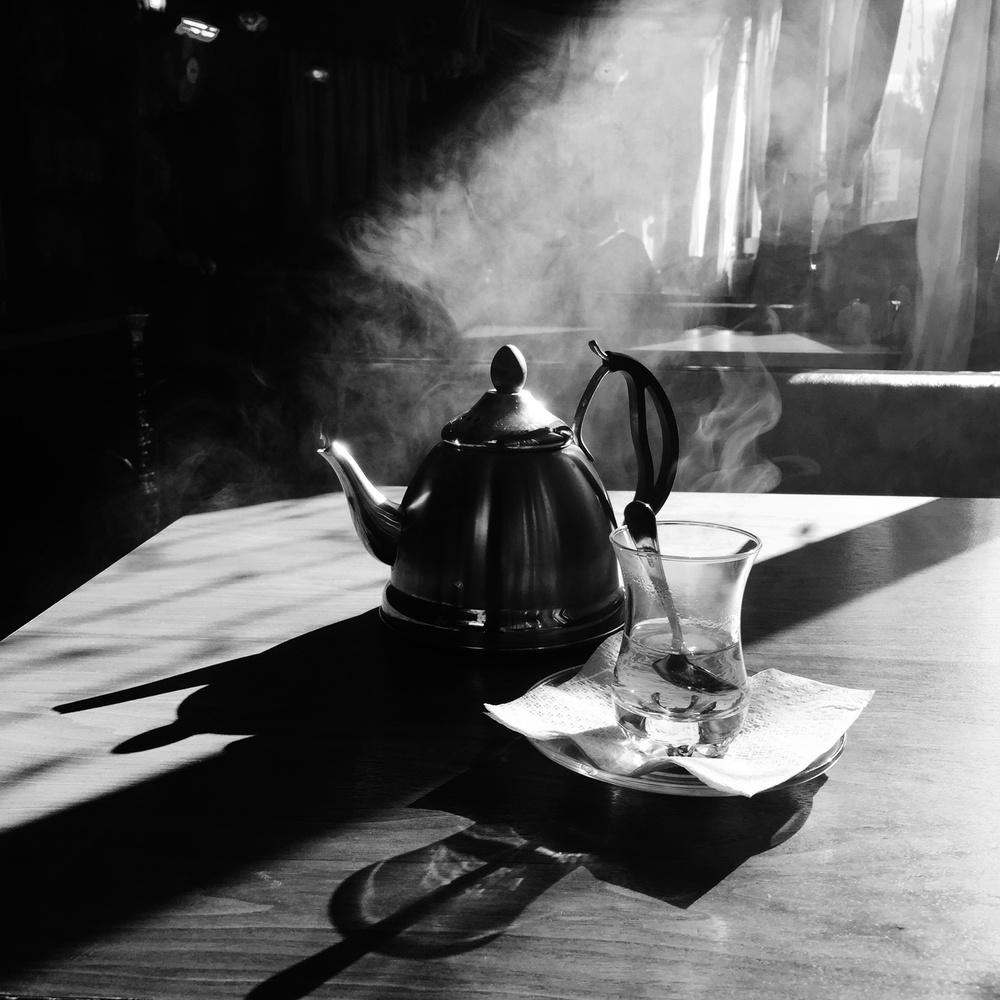 Teatime...