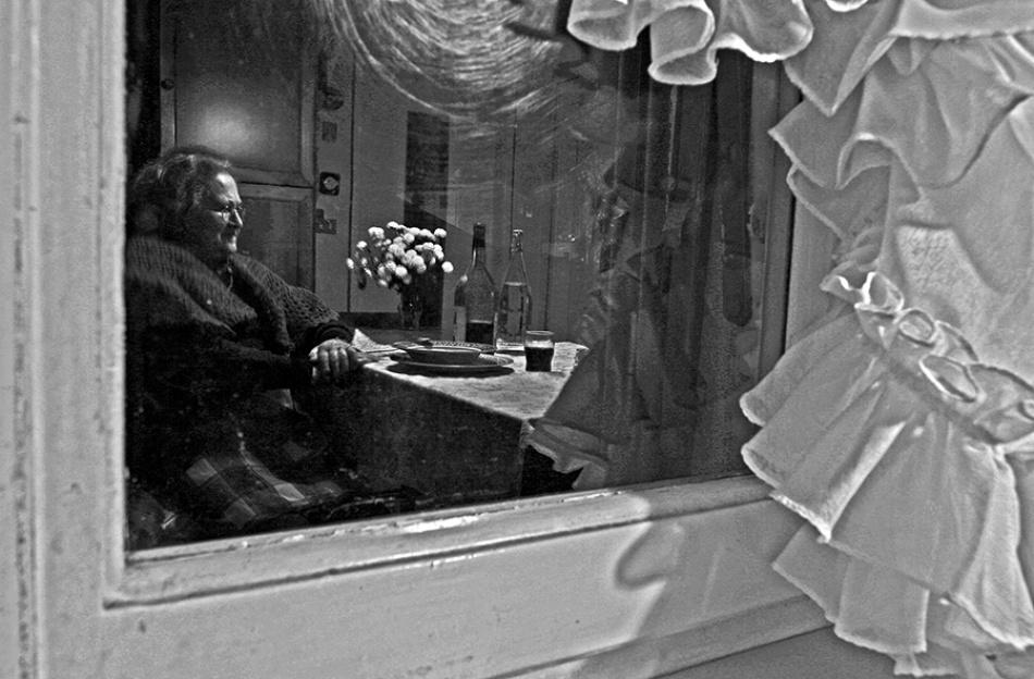 The Grandmother's window