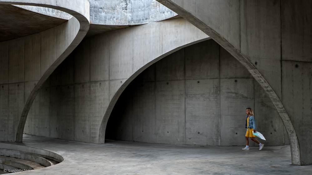 View this piece of fine art photography titled under the bridges by Jose C. Lobato