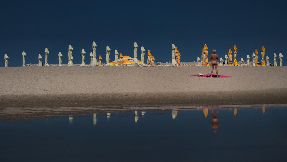 A piece of fine art art photography titled Summer Mood by Marius Cinteză
