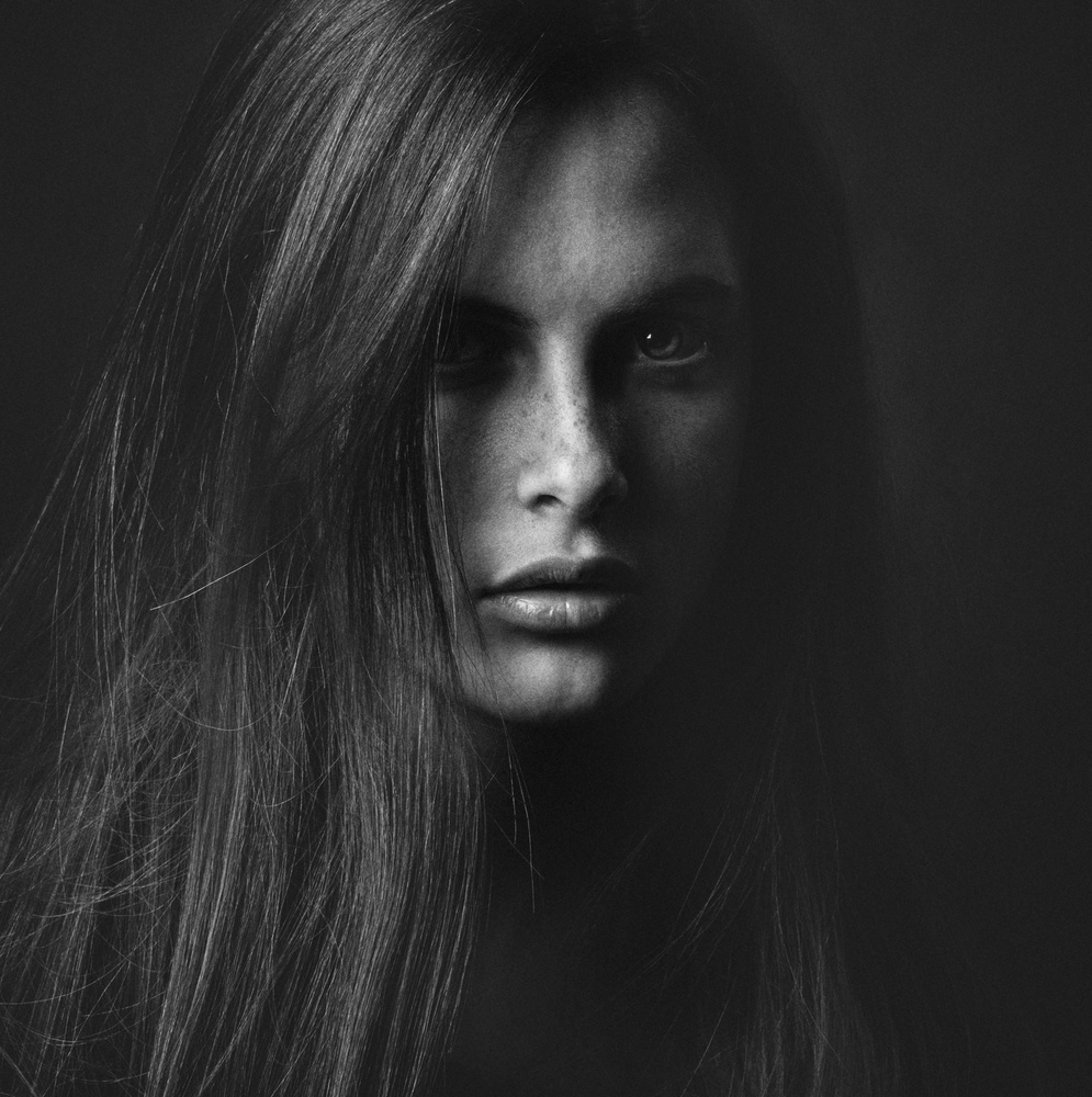A piece of fine art art photography titled Alisa by Zachar Rise