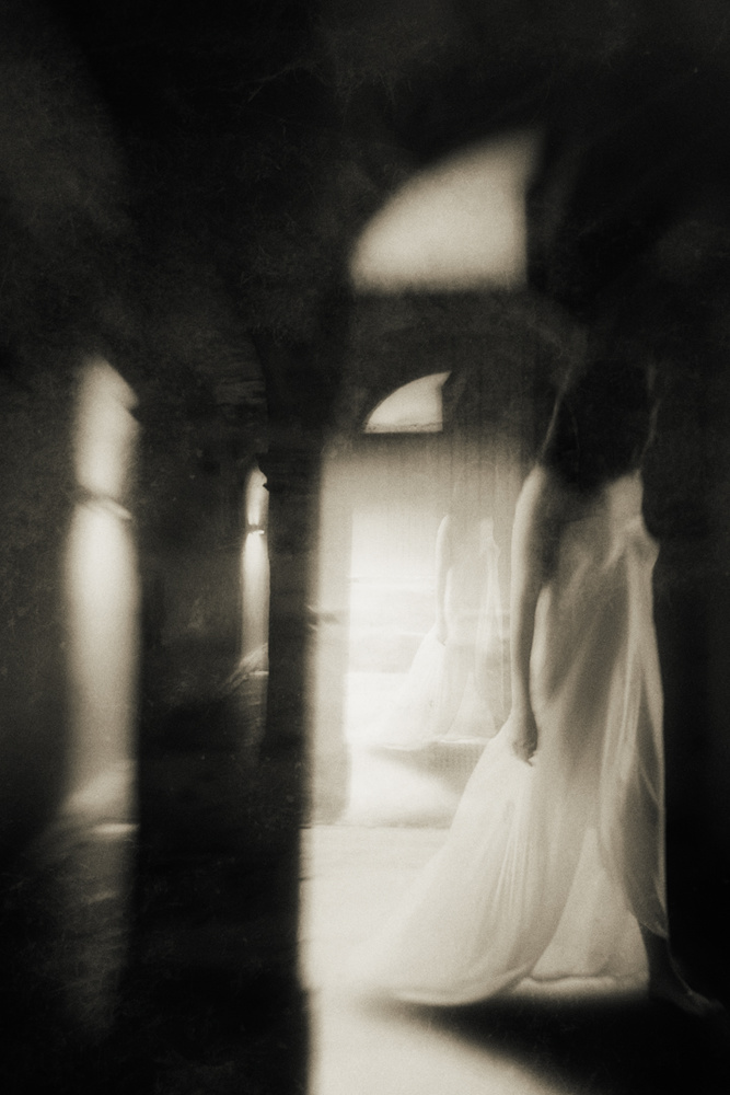 A piece of fine art art photography titled I Needed to Hear You Say by Charlaine Gerber