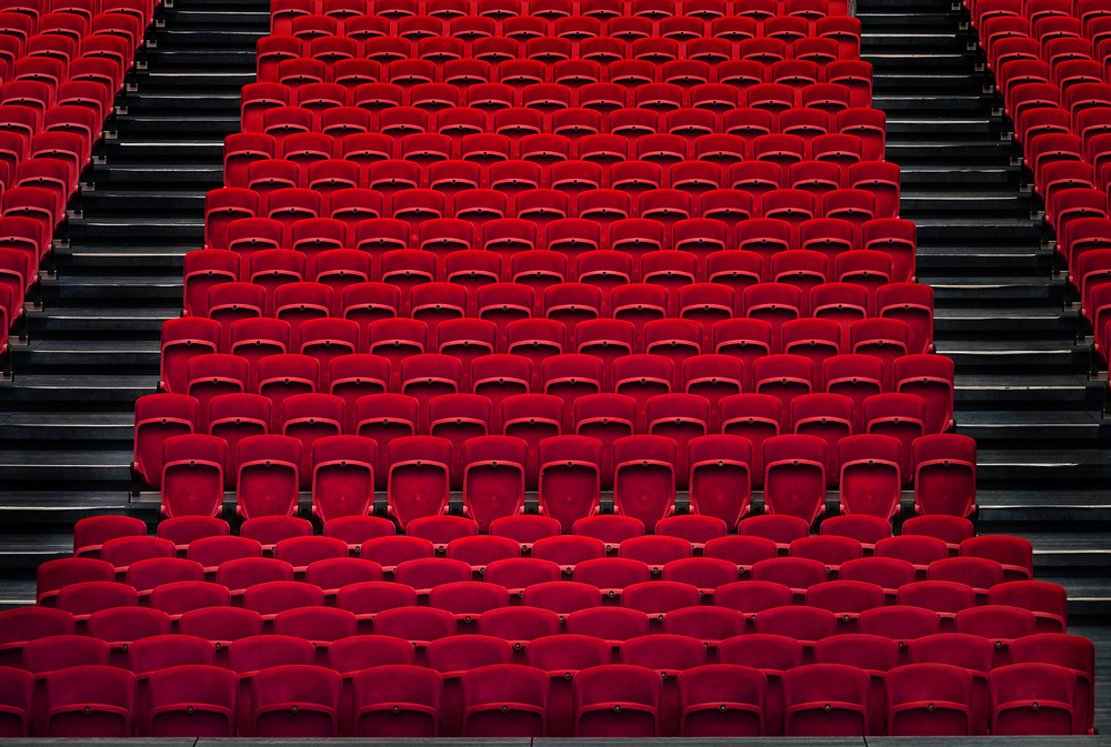 View this piece of fine art photography titled Theater by Marco Tagliarino