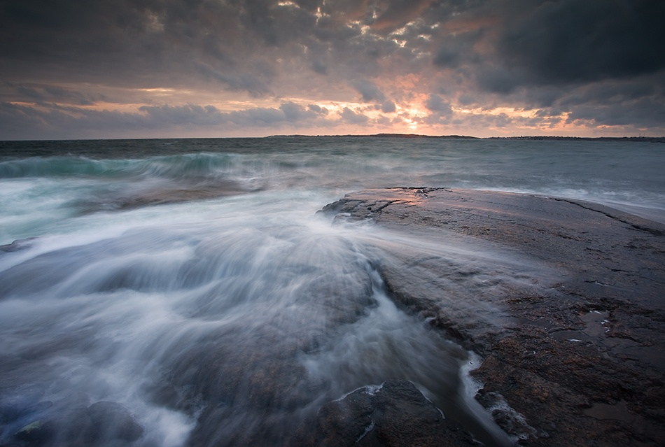 A piece of fine art art photography titled Horizons by Marcus Larsson