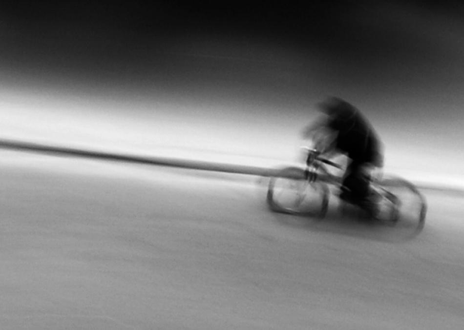 A piece of fine art art photography titled Flow by Aaron Bernard