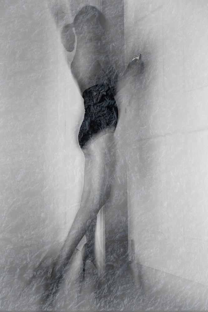 A piece of fine art art photography titled Eclipse by Erik Schottstaedt