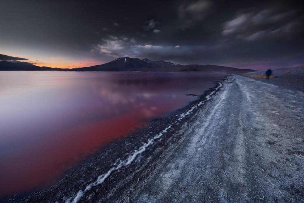 A piece of fine art art photography titled Laguna Spirit by samuel FERON