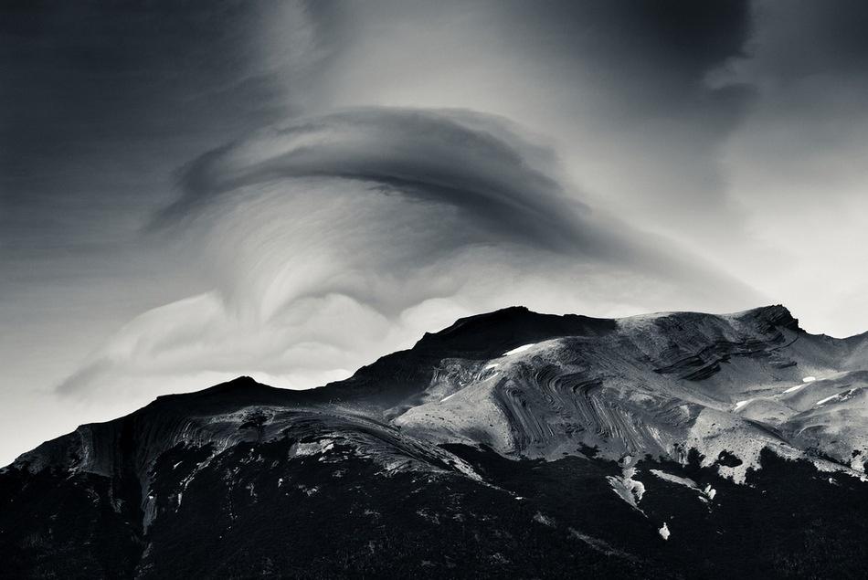 A piece of fine art art photography titled Twister by Jakub Polomski