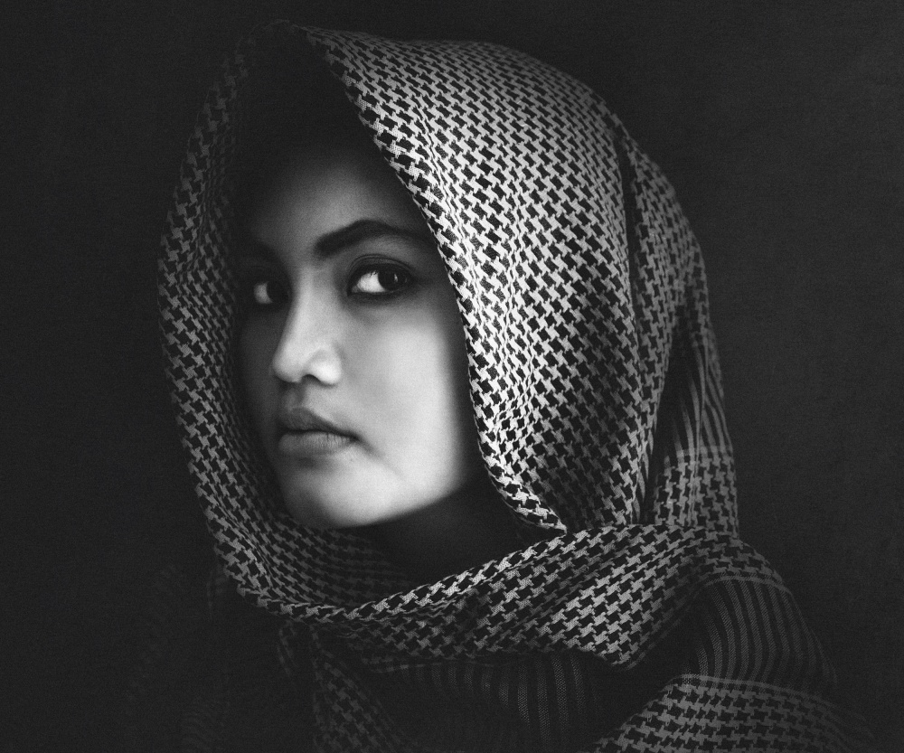 A piece of fine art art photography titled Oversee by Ivan Marlianto
