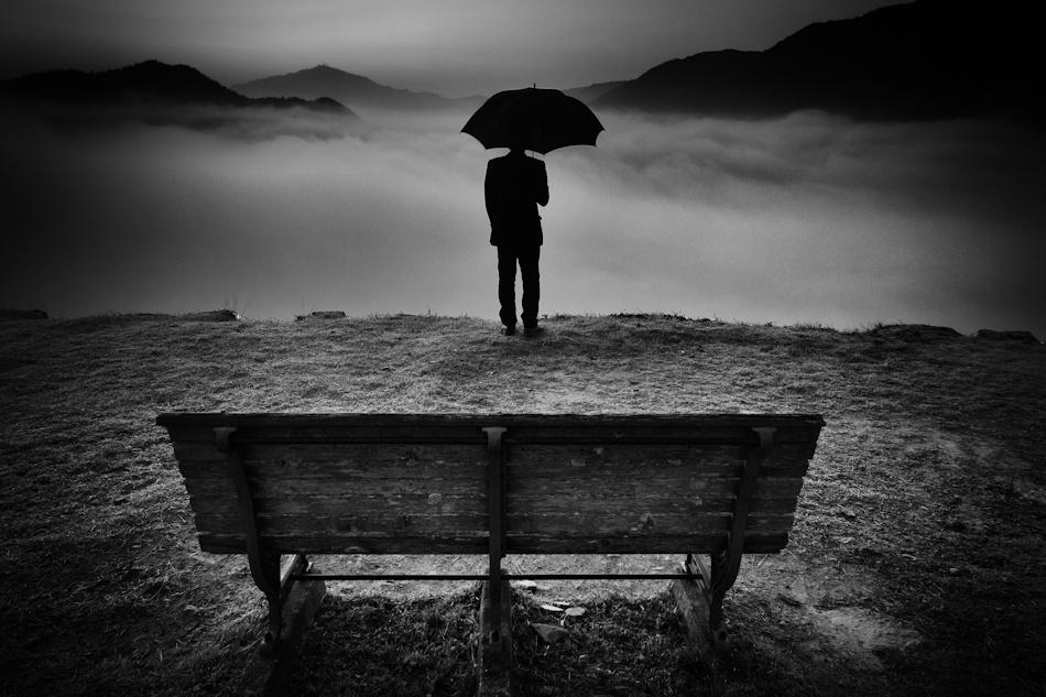 A piece of fine art art photography titled View by Yusuke Sakai