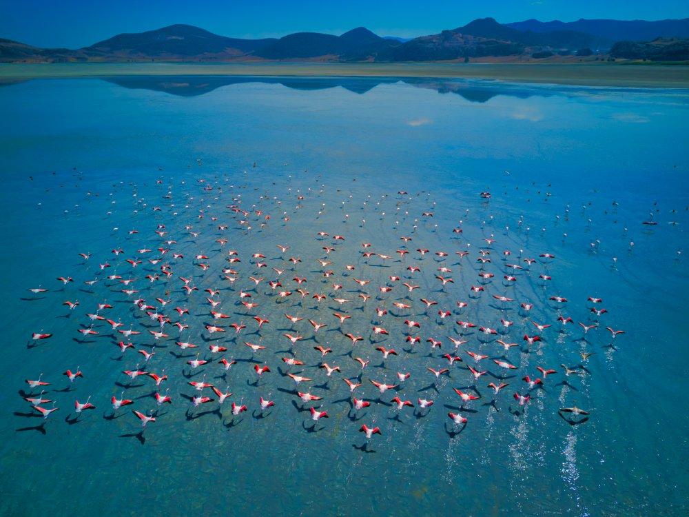 View this piece of fine art photography titled Yarışlı lake by Dinglu (XH) Yang