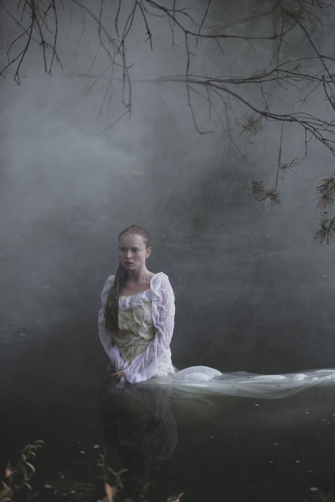 A piece of fine art art photography titled Untitled by Olga Barantseva