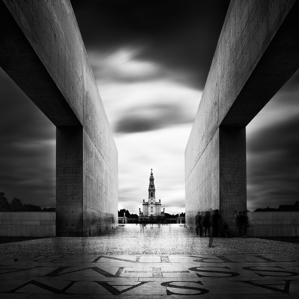 A piece of fine art art photography titled Places of Faith 2 by José Carlos Costa