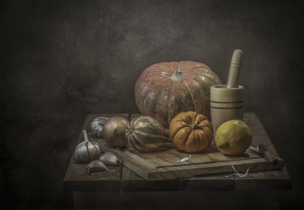 Pumpkins for dinner