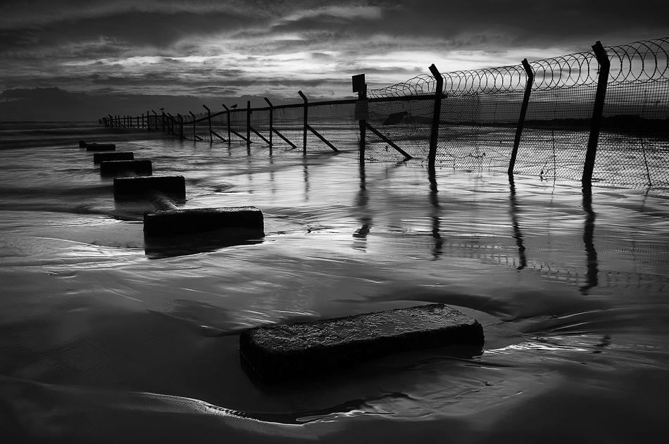 A piece of fine art art photography titled Steps by Philip Perold