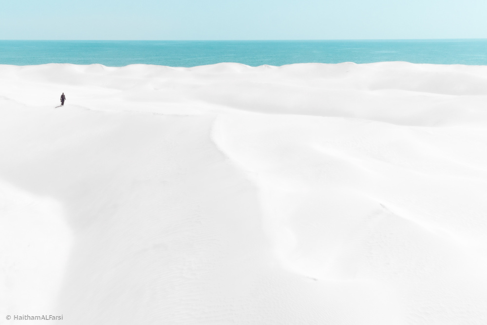View this piece of fine art photography titled sugar Sands by Haitham AL Farsi