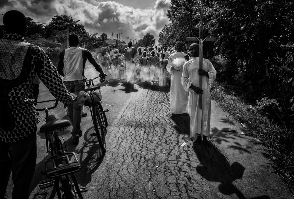 A piece of fine art art photography titled Untitled by Joxe Inazio Kuesta Garmendia