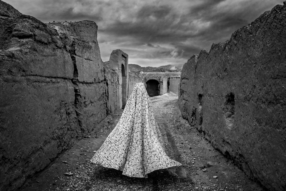 A piece of fine art art photography titled Emancipation by Ahmad Belbasi