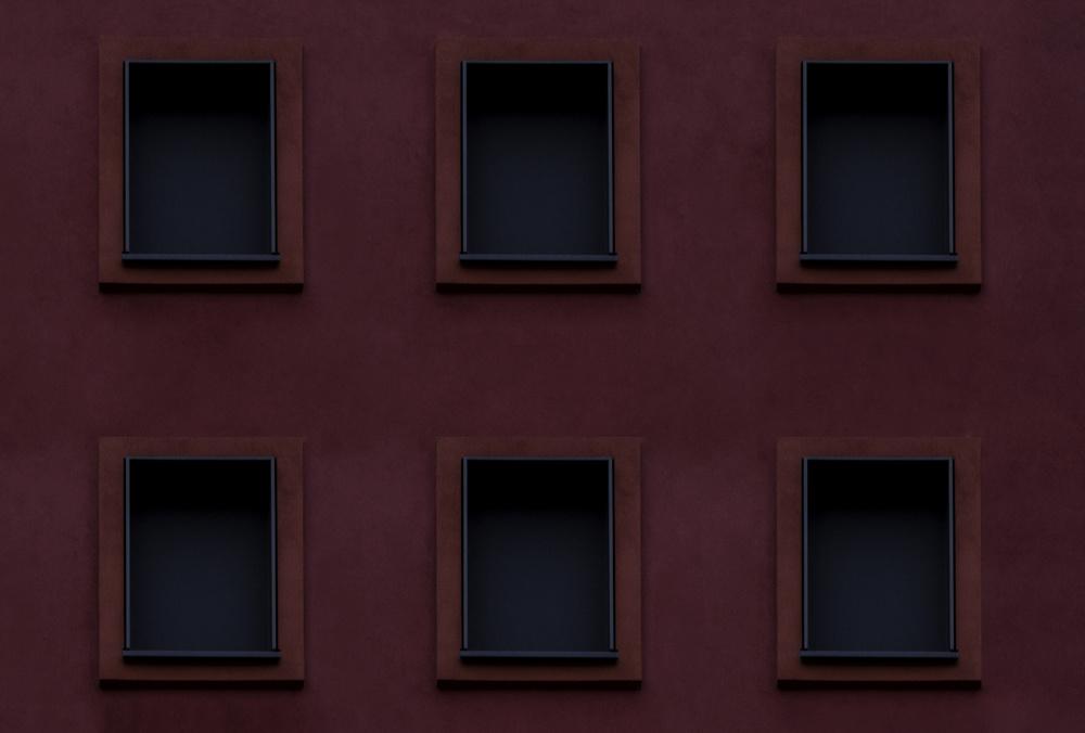 A piece of fine art art photography titled # Purple Six # by Sascha Wichert
