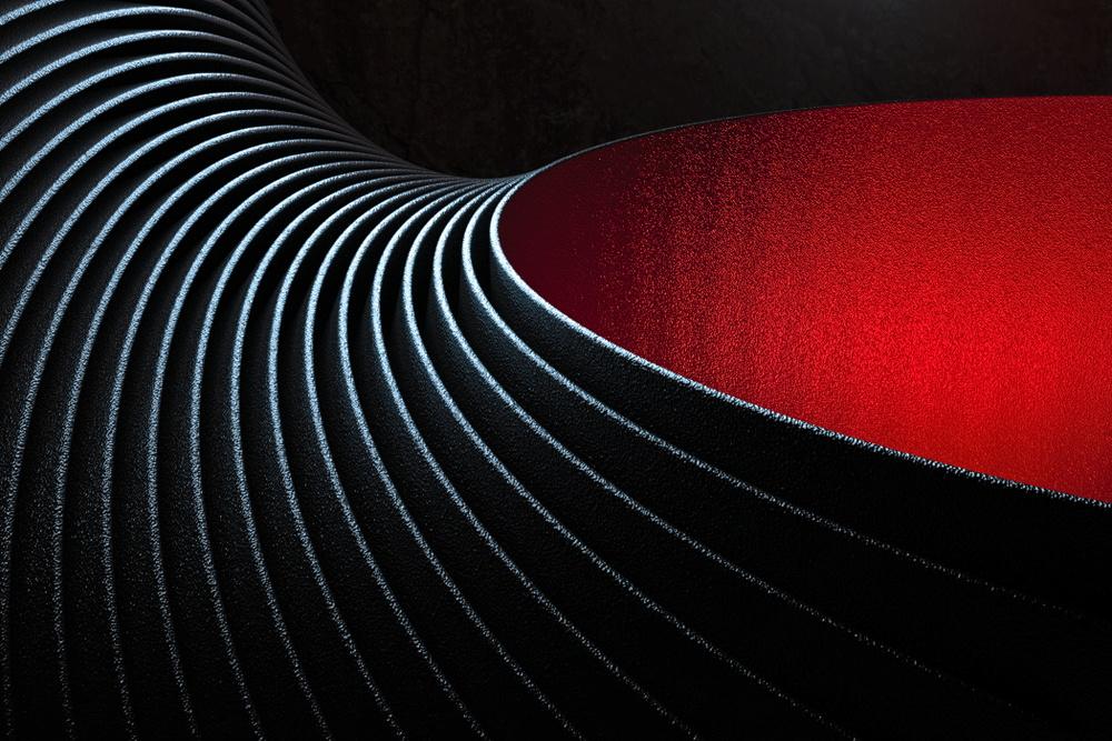 A piece of fine art art photography titled Paper Tube by Vangelis Makris (Mc Ris)