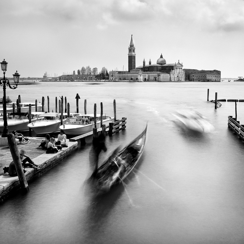 A piece of fine art art photography titled Venice by Omar Biagi