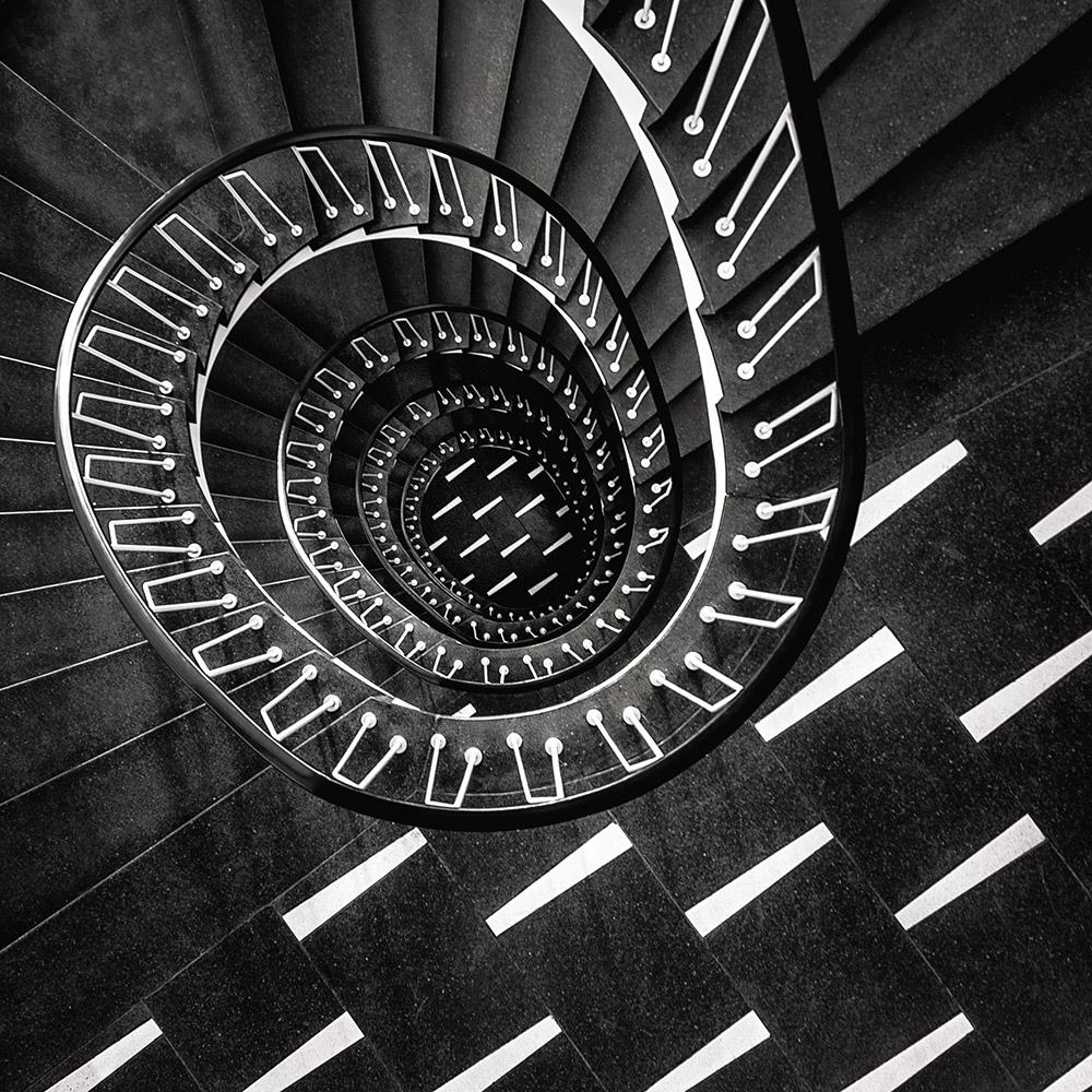 A piece of fine art art photography titled Striped by Markus Studtmann
