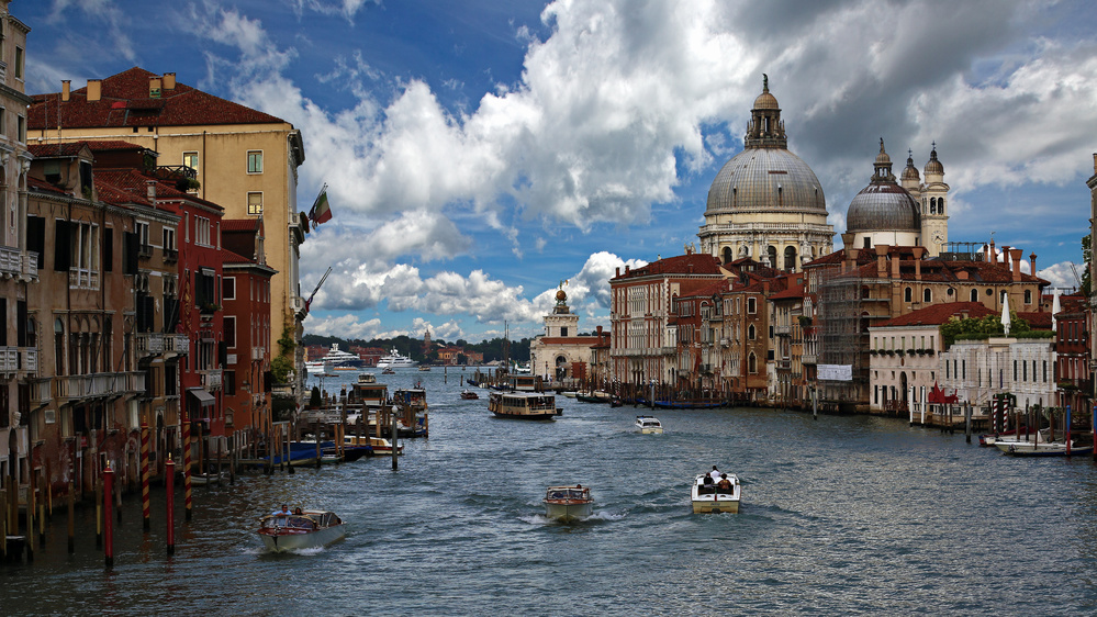 A piece of fine art art photography titled Venice by Essa Tawfeeq