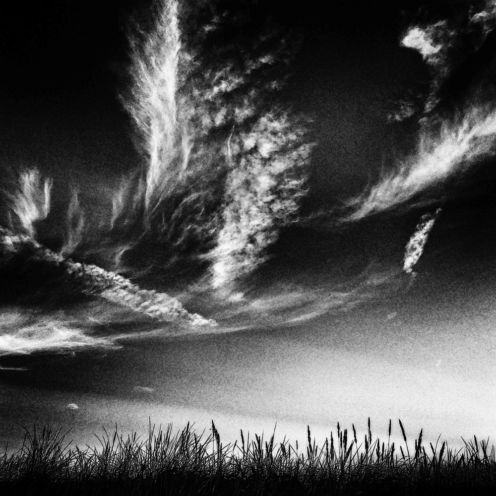 A piece of fine art art photography titled Heaven and Earth by Vincenzo Pascale