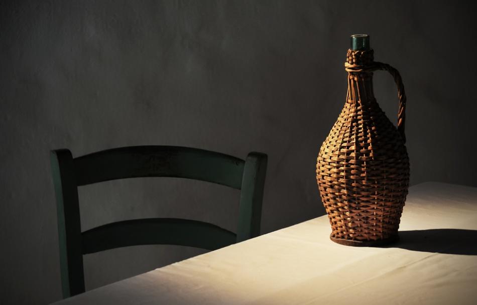 A piece of fine art art photography titled Simplicity by Sandi Gorkic