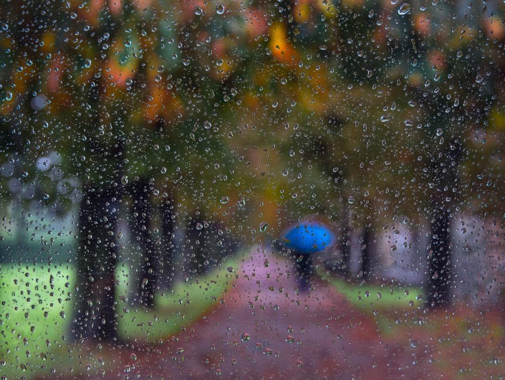 A piece of fine art art photography titled A Rainy Day 2 by Giorgio Toniolo