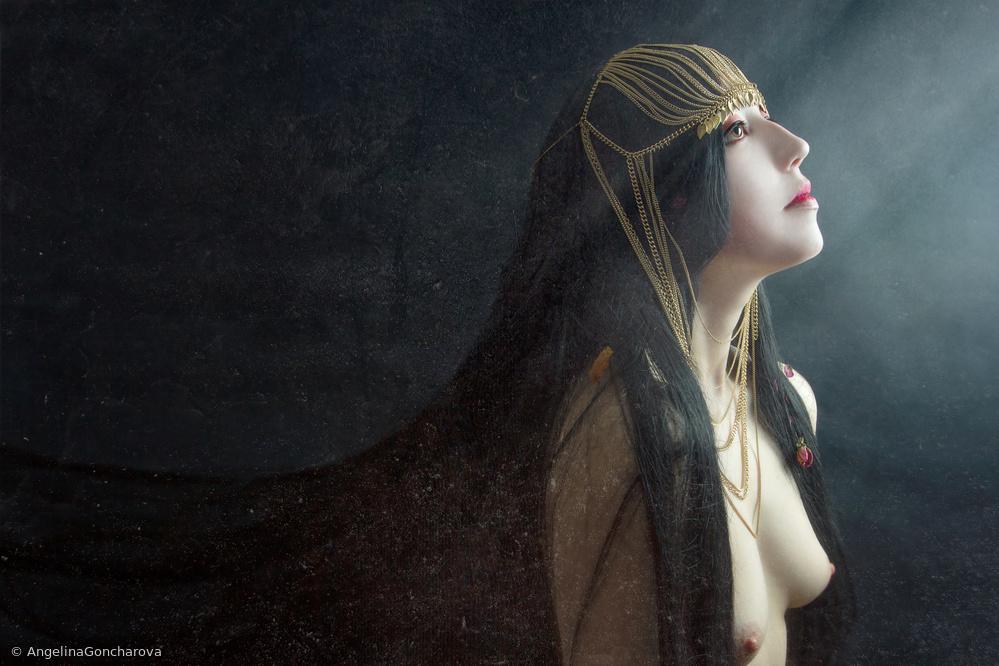 Ancient goddess