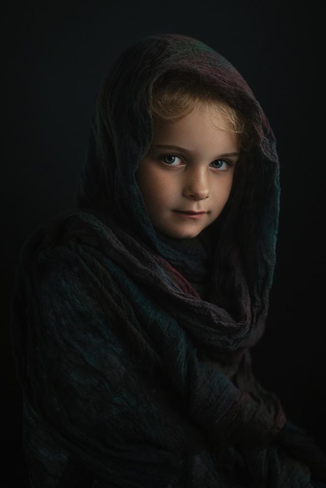 A piece of fine art art photography titled A by Pawel Pentlinowski